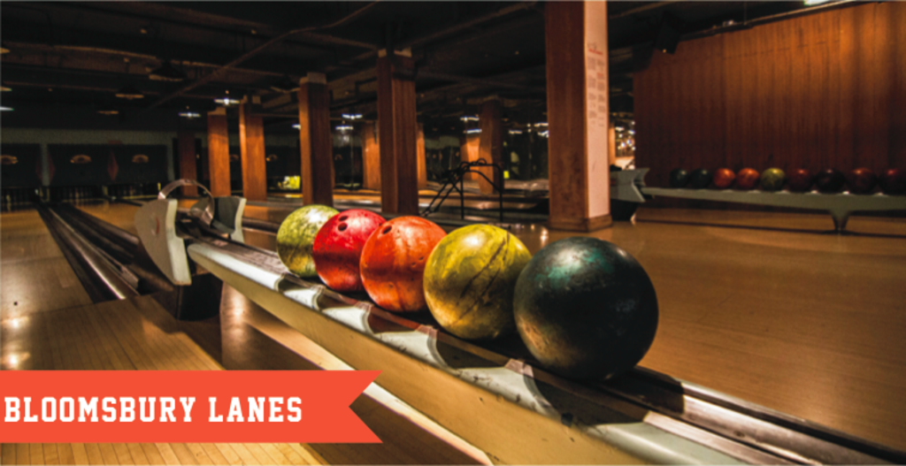 Bloomsbury Bowling Private Room