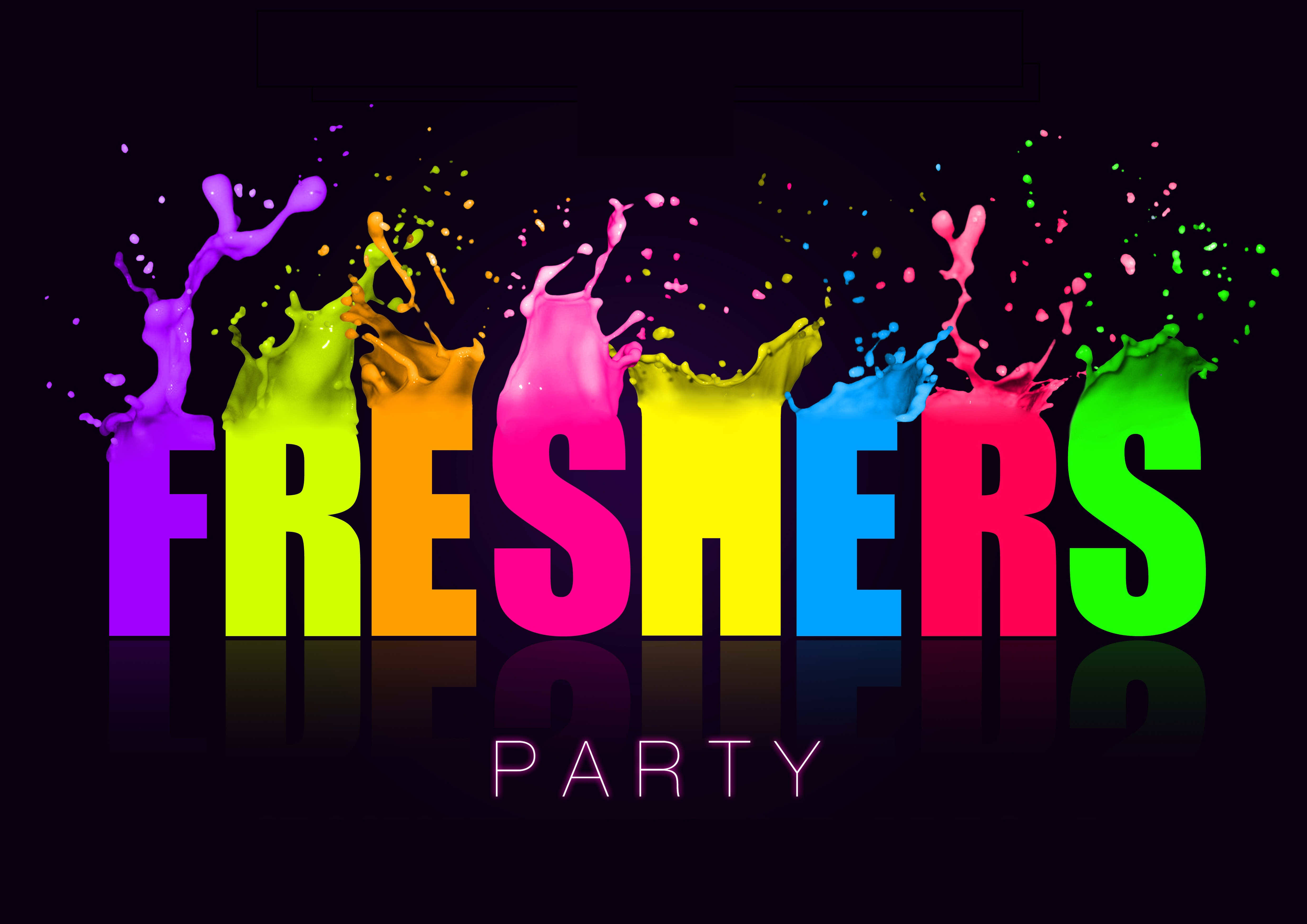 Freshers Party Names Fridays Freshers Party at