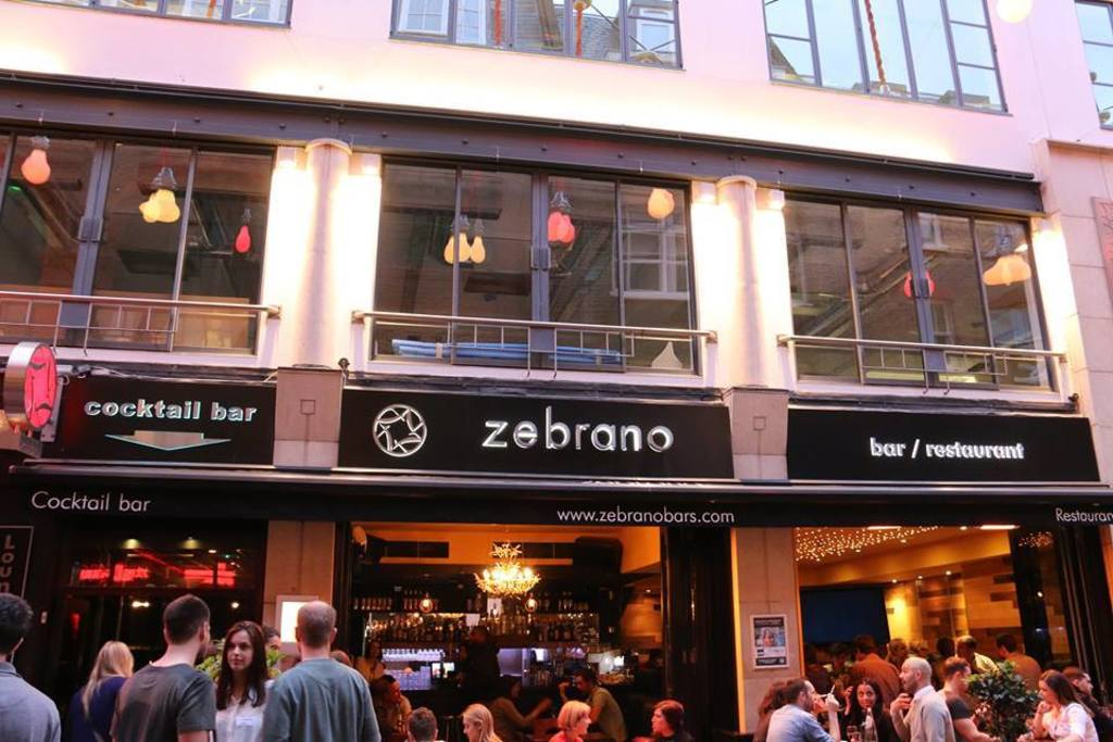 ... Singles Night at Zebrano Carnaby, W1 at Zebrano Carnaby in London