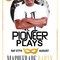 Pioneerplays_august_a6_leaflet_white_front