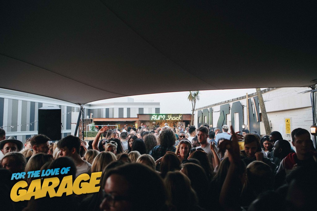 For the love of garage terrace party tickets prince of for Terrace party