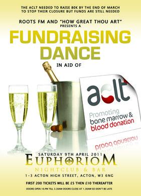 ACLT FUNRAISING DANCE
