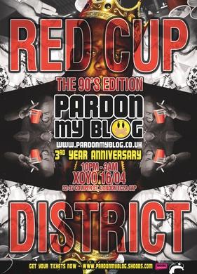 PARDON MY BLOG's 3RD YEAR ANNIVERSARY PARTY