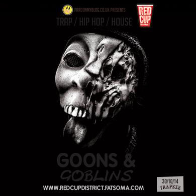 GOONS & GOBLINS   RCD HALLOWEEN   @ TRAPEZE