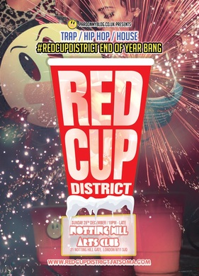 Red Cup District #EndOfYearBANG
