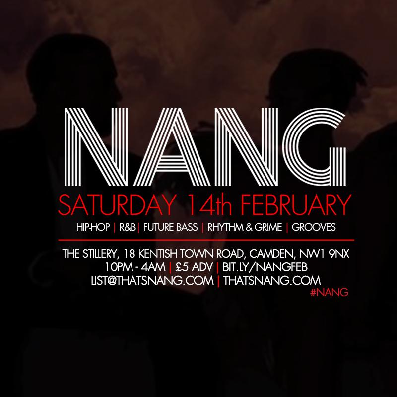 NANG | FEB | THE STILLERY