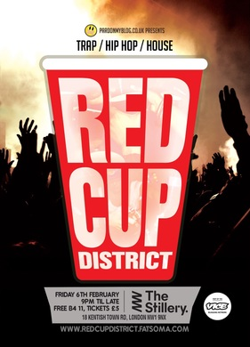 Red Cup District #THISFRIDAY