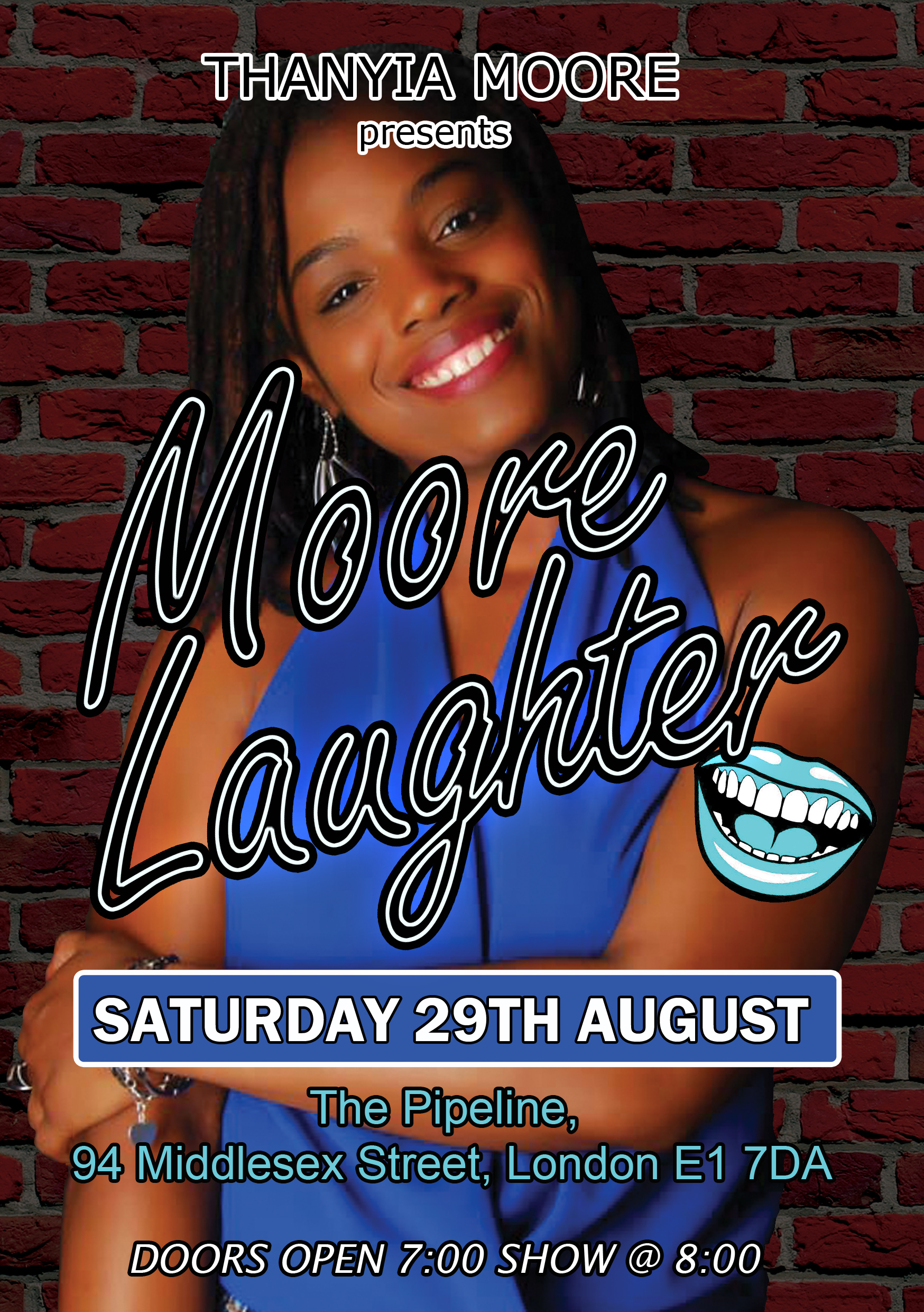 Moore Laughter