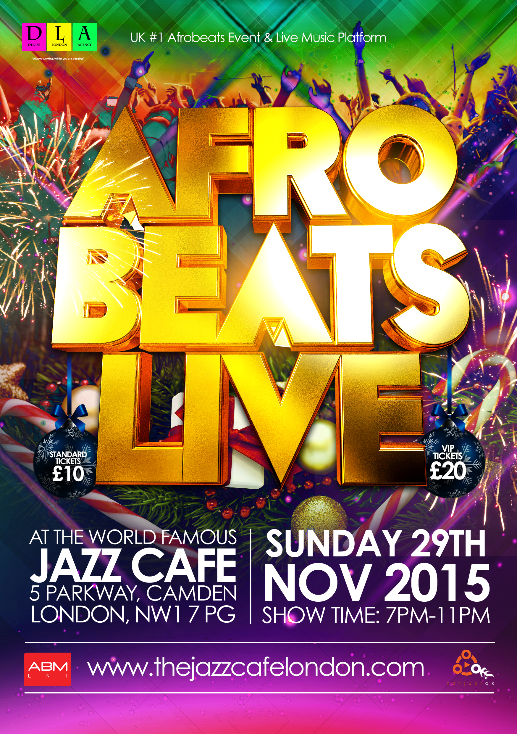 Afrobeats Live (End of Year Special)