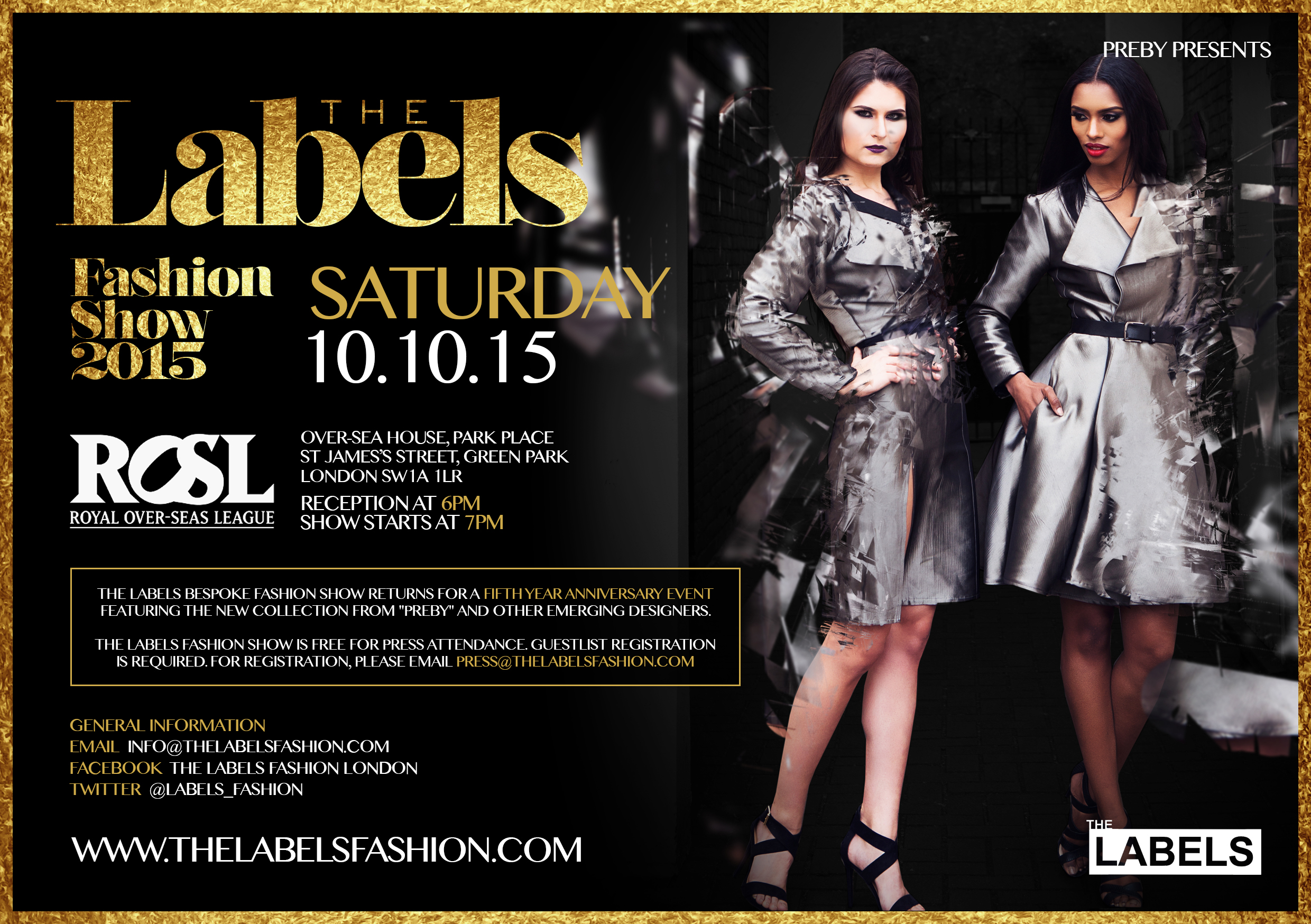 The Labels Fashion Show