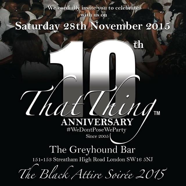 ThatThing The Black Attire Soiree 2015