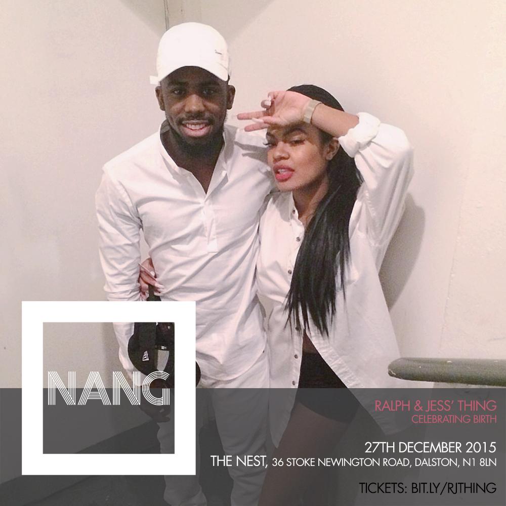 NANG Presents: Ralph & Jess' Thing