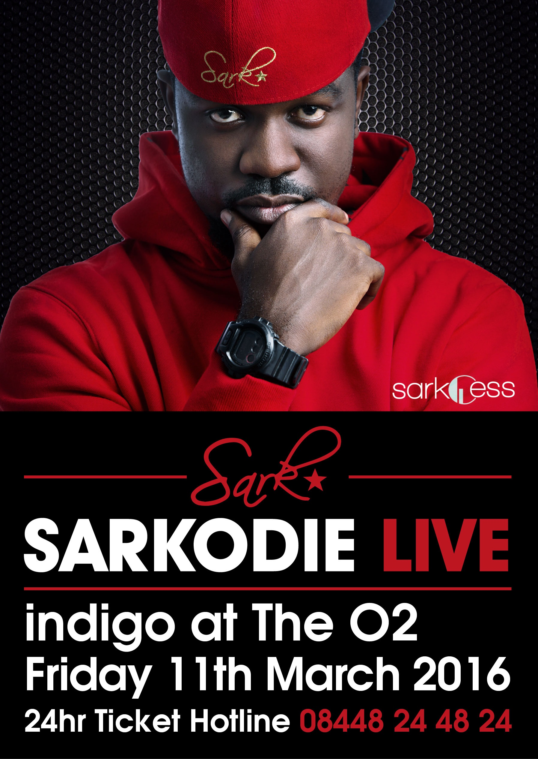 GHANA'S 59th INDEPENDENCE WITH SARKODIE LIVE