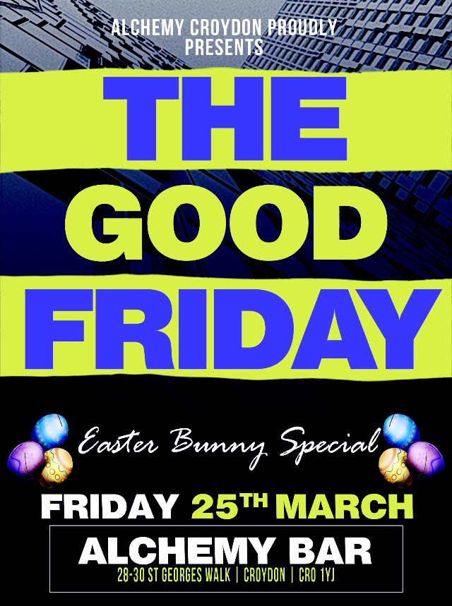 THE GOOD FRIDAY *EASTER BUNNY SPECIAL*