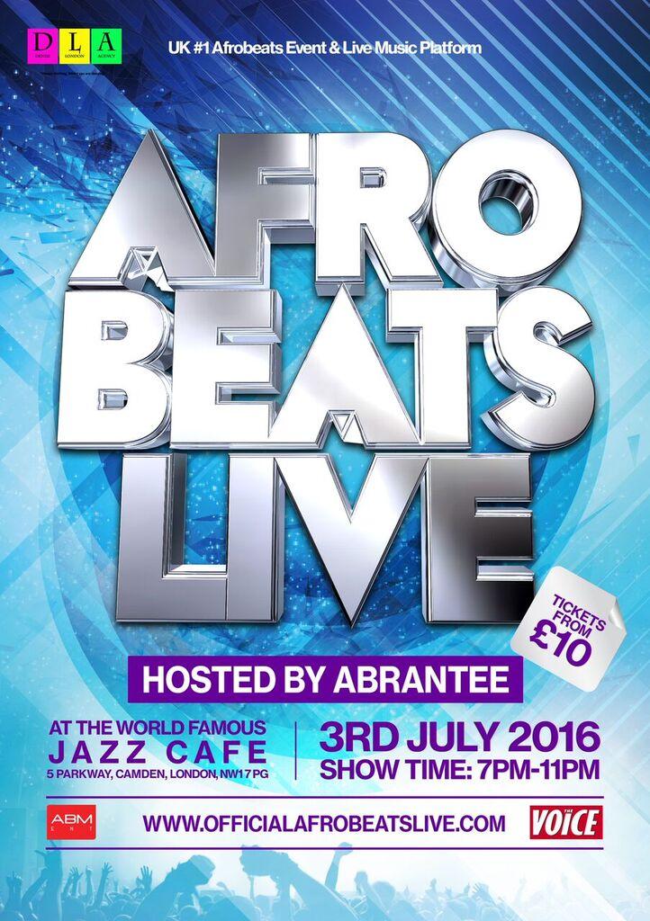 Afrobeats Live (Summer Series)