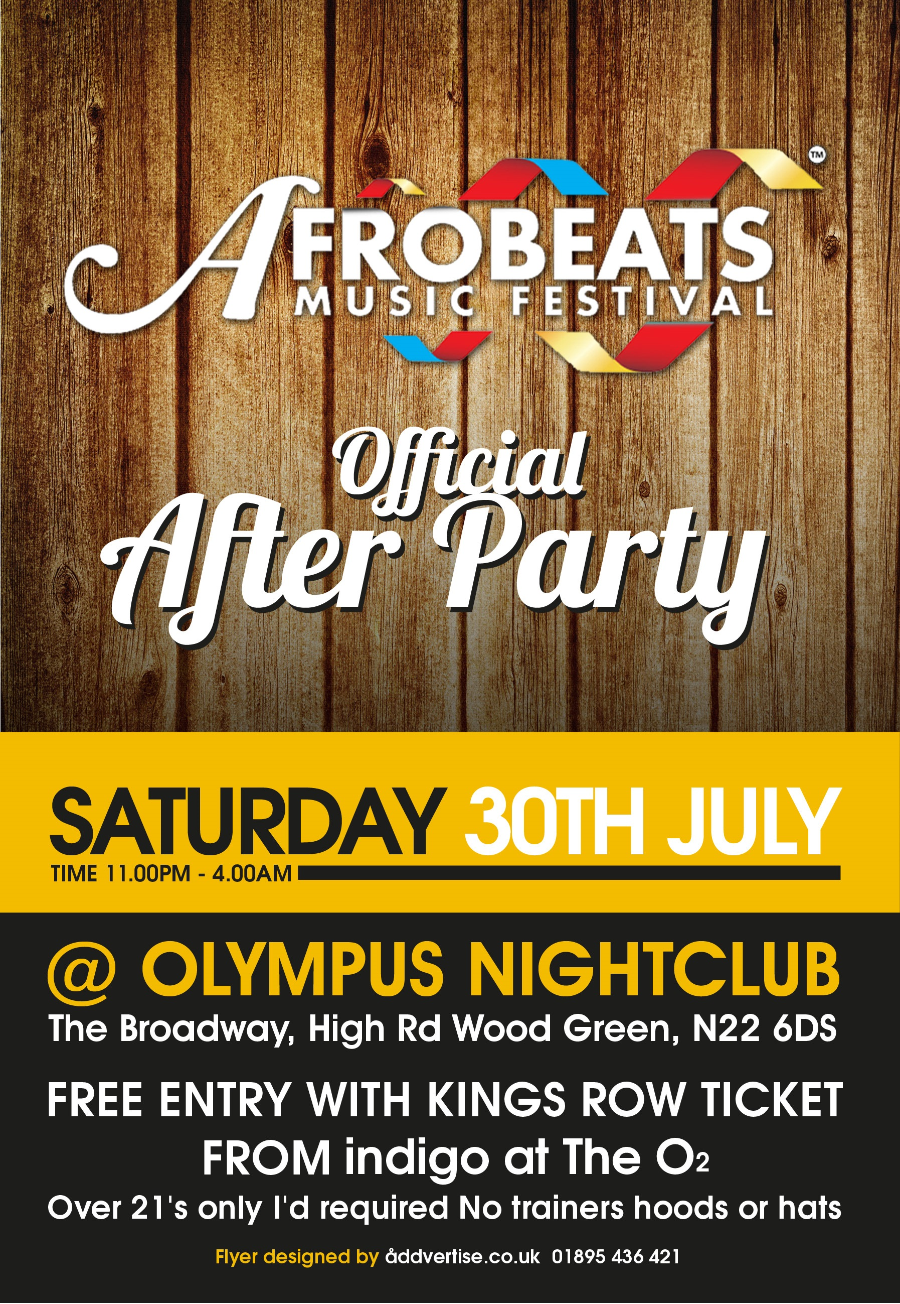 Afrobeats Music Festival  R2bees & Compozers