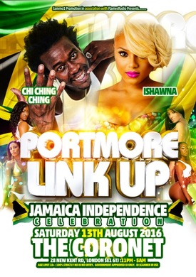 Portmore Linkup - Jamaica Independence