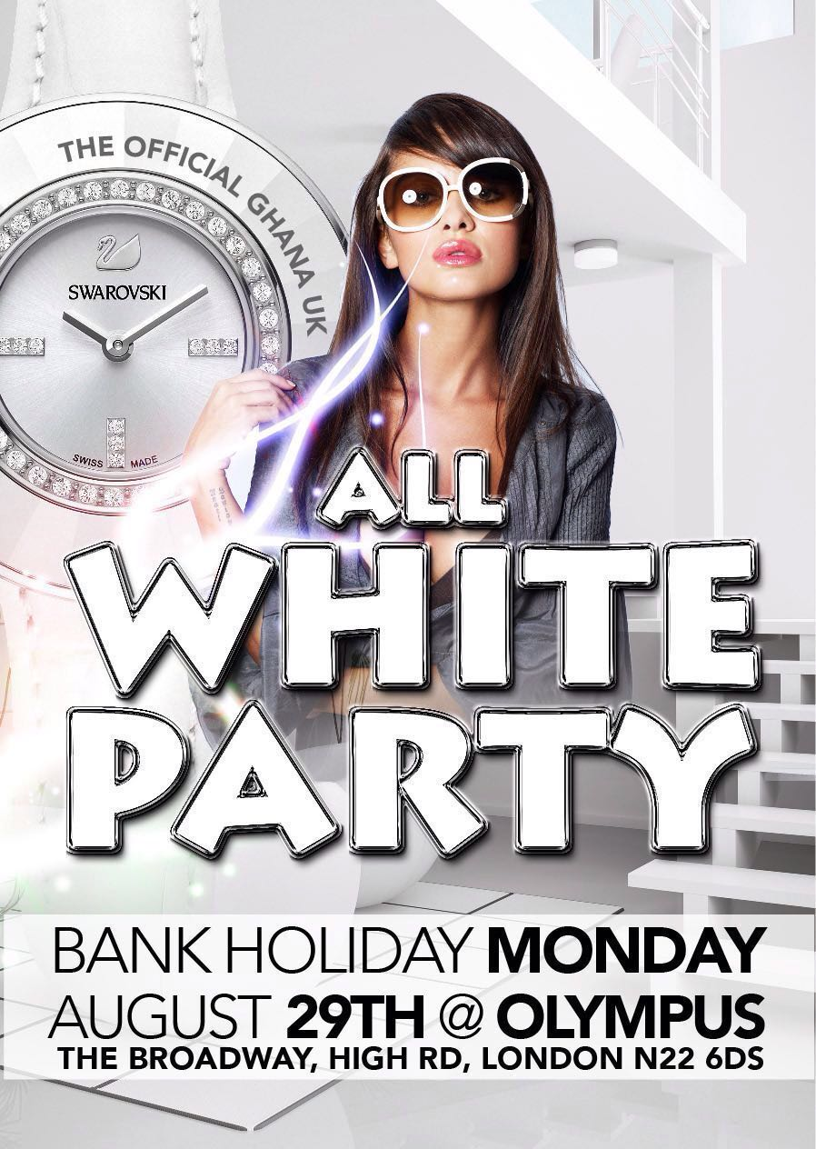 Annual All White Party