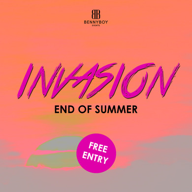 INVASION: End of Summer