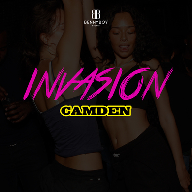 INVASION CAMDEN