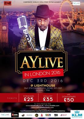 AYLIVE LONDON