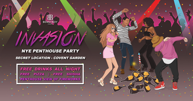INVASION NYE: Penthouse Party
