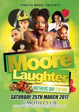 Moore Laughter - Mothers Day Edition