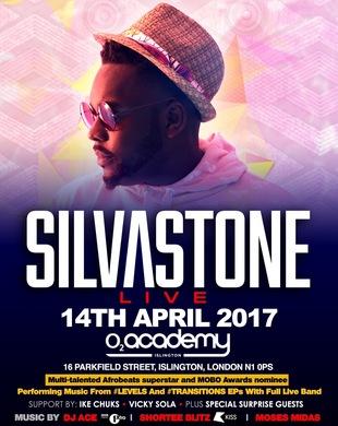 SILVASTONE Live!
