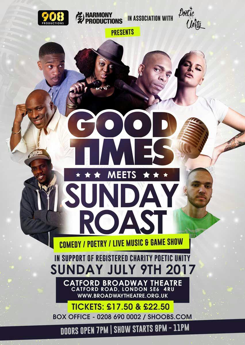 Good Times Meets Sunday Roast