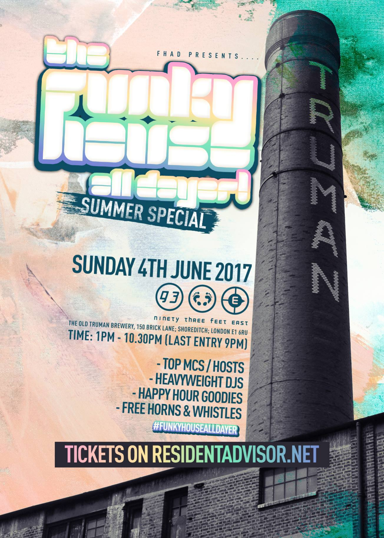 The Funky House All Dayer (Summer Special)