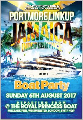 Portmore Linkup - Boat Party