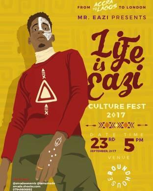 LIFE IS EAZI - MREAZI