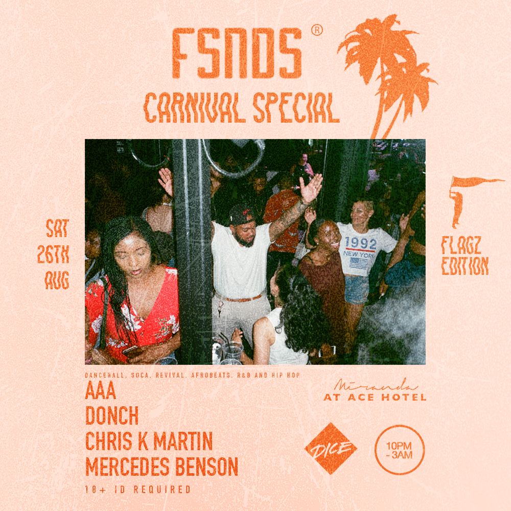 FutureSNDS Carnival Special FLAGZ Edition