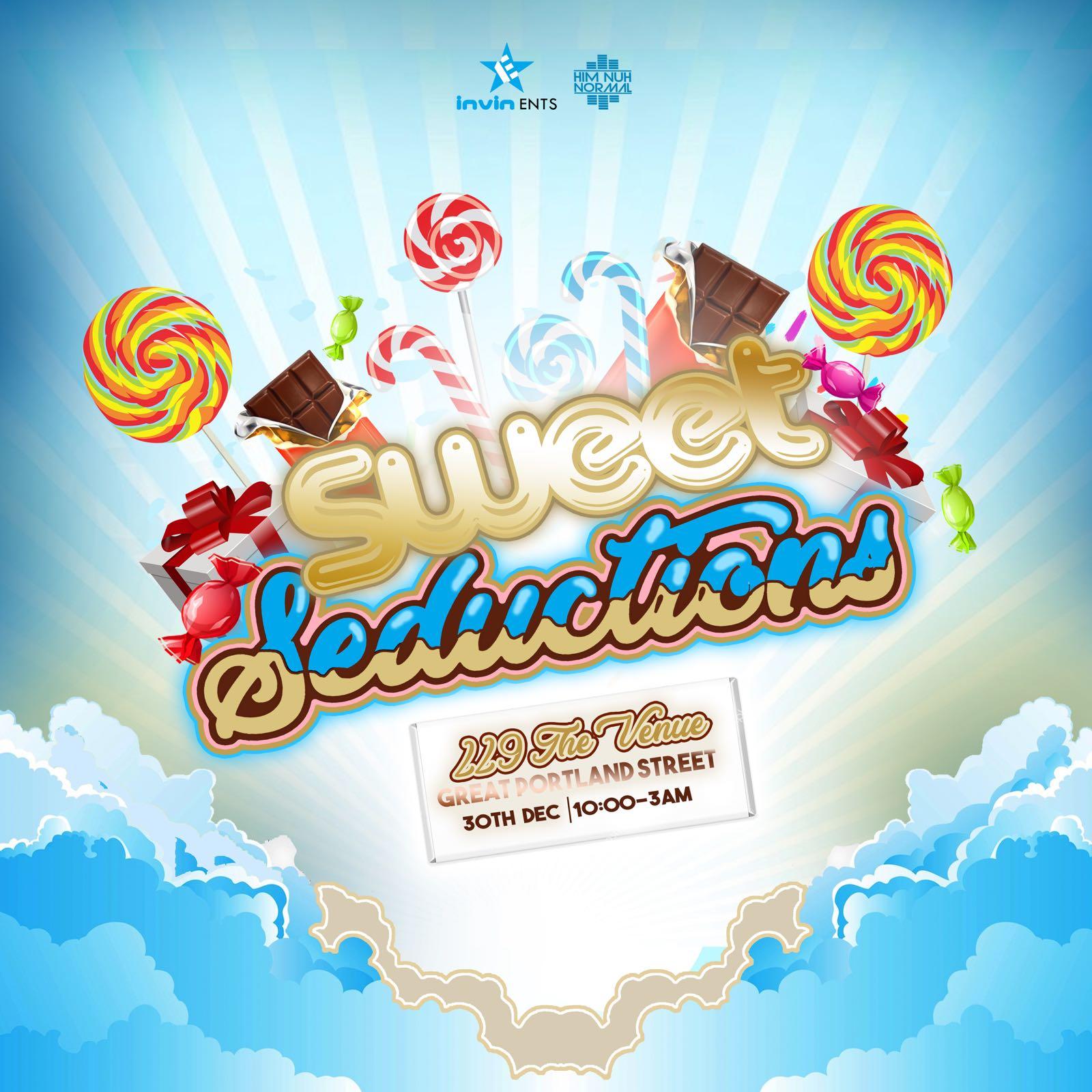 #SweetSeductions