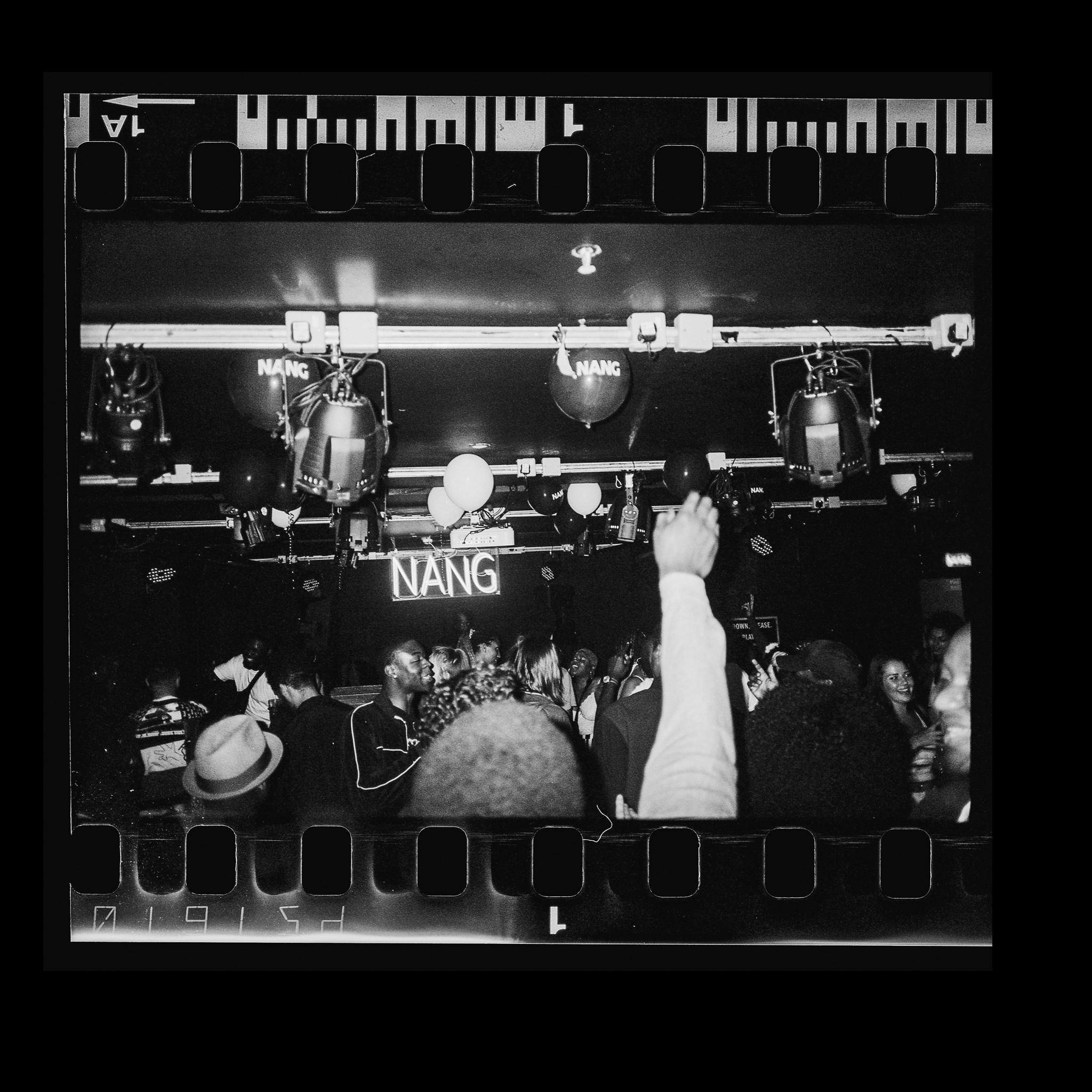 NANG | MARCH '18 (GLASGOW)