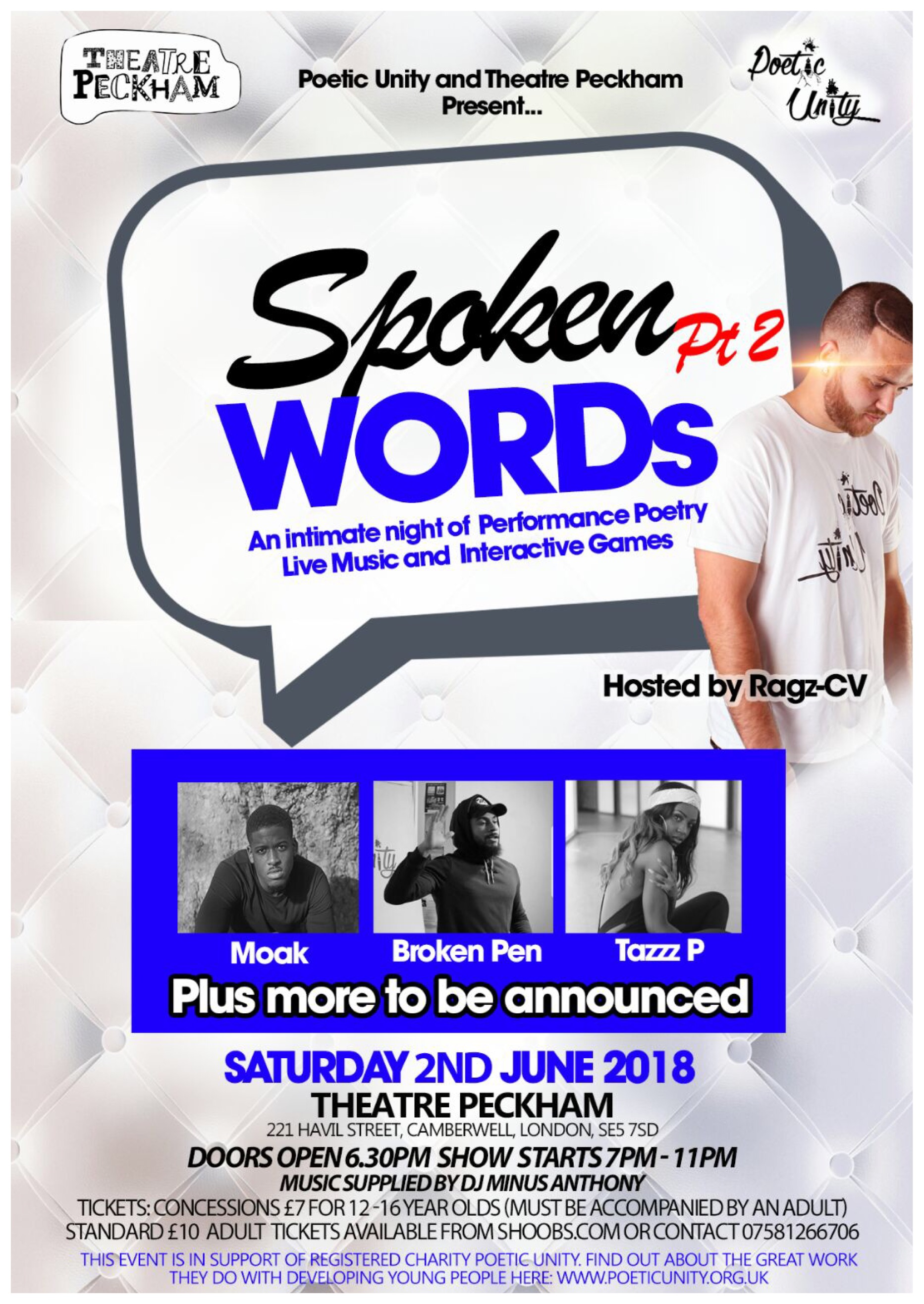 Spoken Words Pt 2