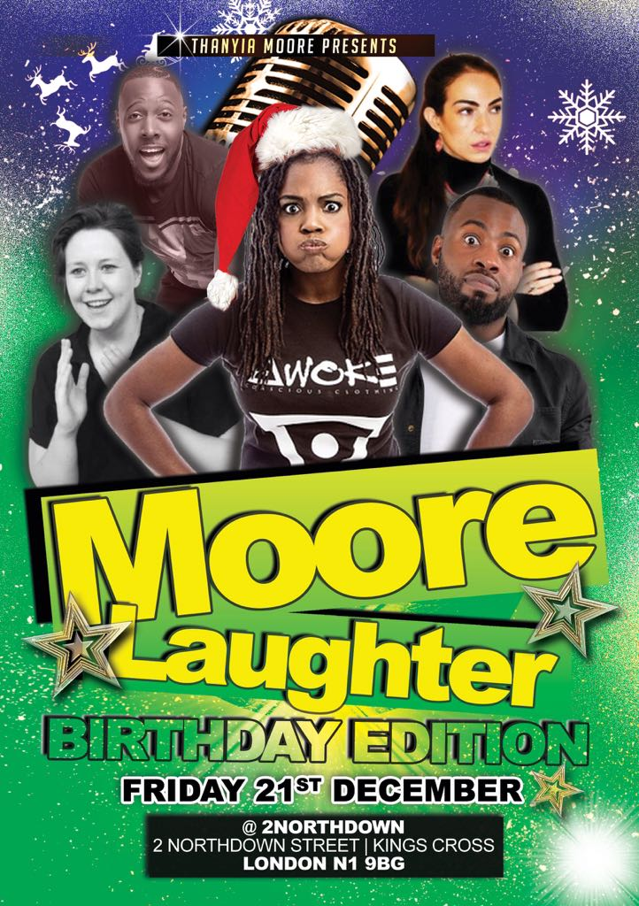 Moore Laughter - Birthday Edition