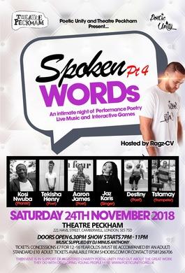 Spoken Words Pt 4