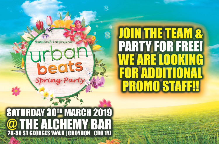 Urban Beats - The Spring Party