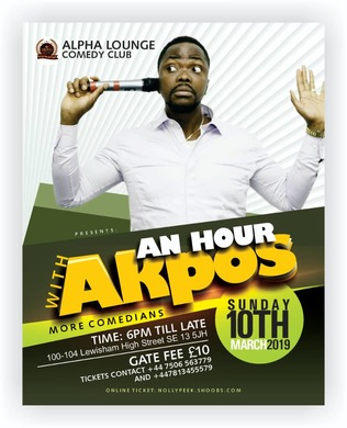AN Hour with Akpos