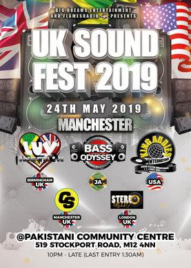 UK SOUND FEST 2019