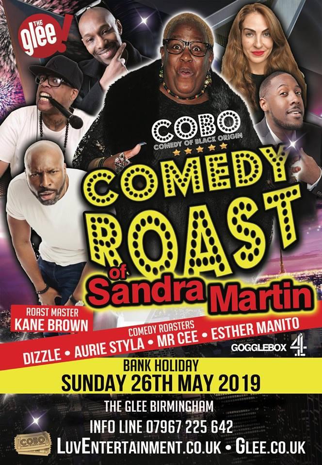 Comedy Roast of Sandra Martin (Gogglebox)