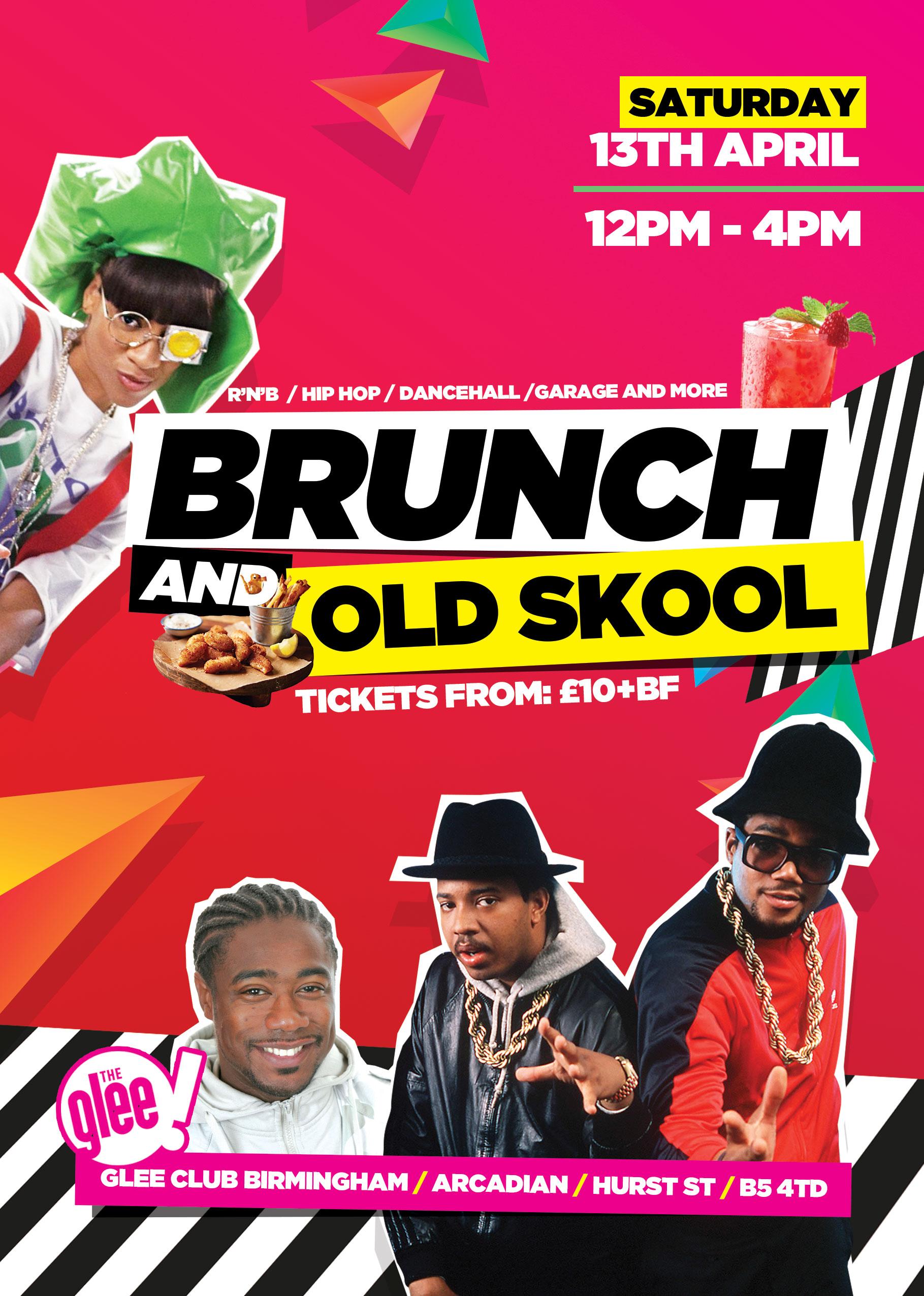 Brunch and Old Skool