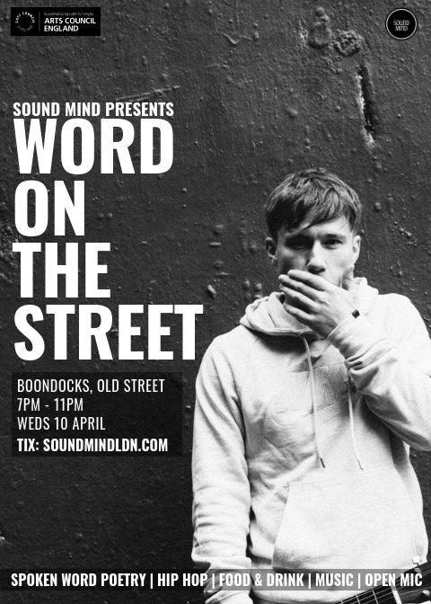 Word on the Street- Spoken Word & Hip Hop
