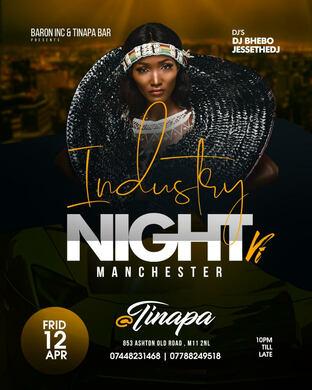 Industry Night 6