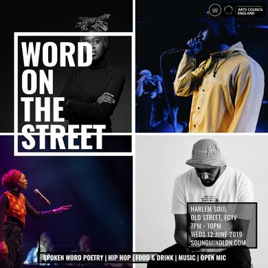 Word on the Street-Jammz & Rakaya Fetuga
