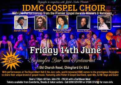 Gospel Night with IDMC Gospel Choir