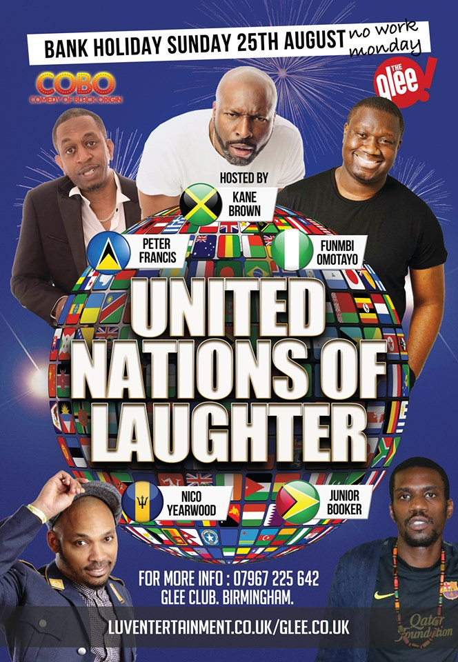 United Nations of Laughter