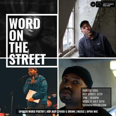 Word on the Street-Suli Breaks & Kareem Brown