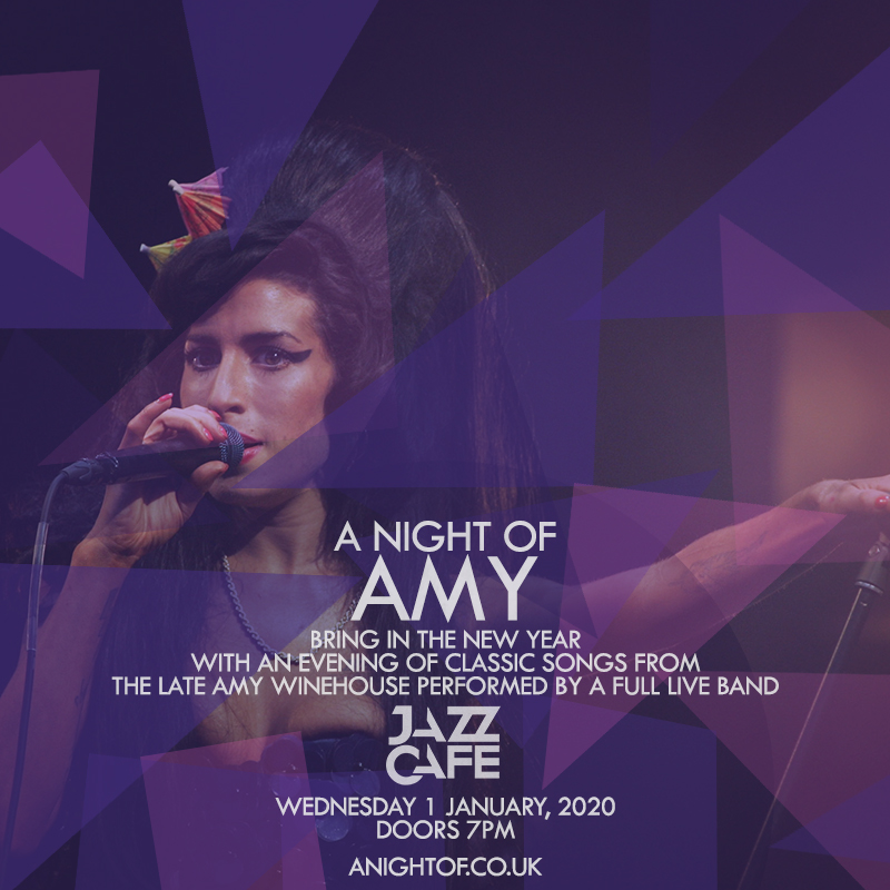 A Night of Amy - New Year's Day